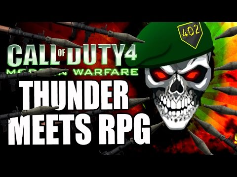 COD4 | Thunder Meets RPG Special Edition! FT Loyal Patriot