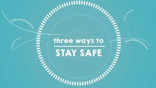 Three Ways to Sтay Safe Song (K–3)