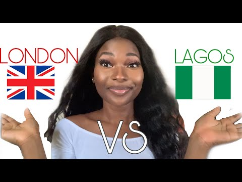 WORKING IN LAGOS vs LONDON IN 2020 (6 Month Update)
