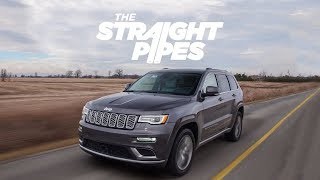 2017 Jeep Grand Cherokee Summit Review - The American Range Rover