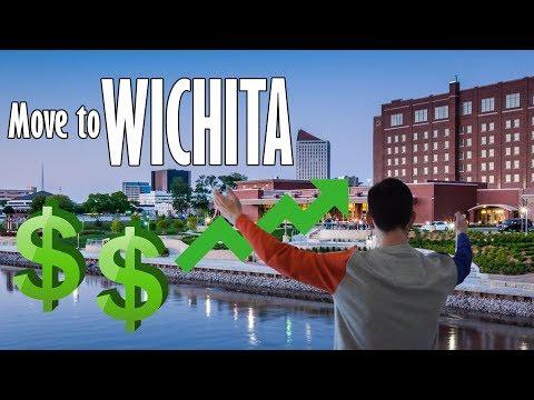 MOVE TO WICHITA KS | TOP 10 CHEAPEST CITY?!