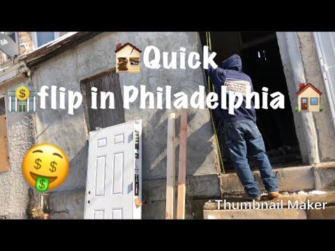 How to Quick flip Philadelphia sheriff sale property ( part 1) vlog