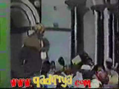dikri qadiriya - qasiida shk sufi