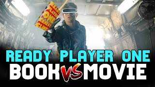 Ready Player One: Book vs Movie Differences