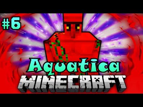 Imperialer SUPERGOLEM?! - Minecraft Aquatica #06 [Deutsch/HD]