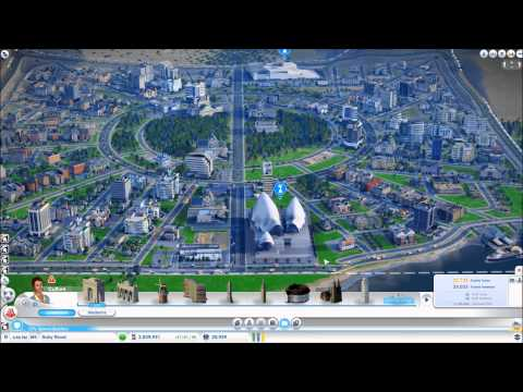 SimCity multi-city tutorial #19