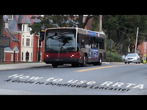How To Use RRTA To Get Downtown!