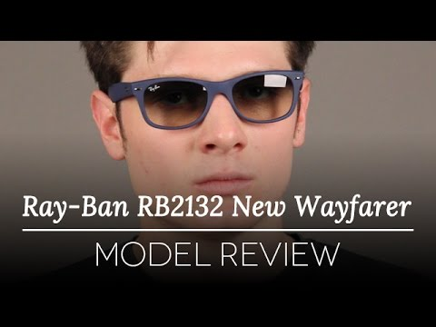 ray-ban new wayfarer men wayfarer sunglasses ray ban new wayfarer 52mm matte