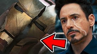 Heres How Tony Stark Will Die In Avengers: Endgame