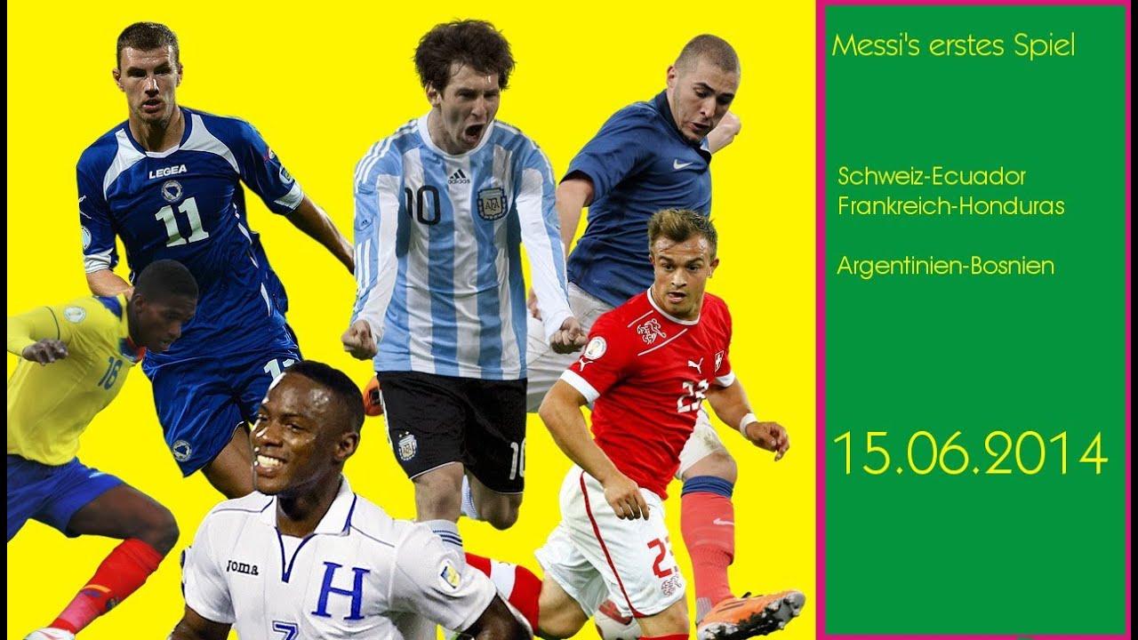 Gruppe Brasilien Wm 2021