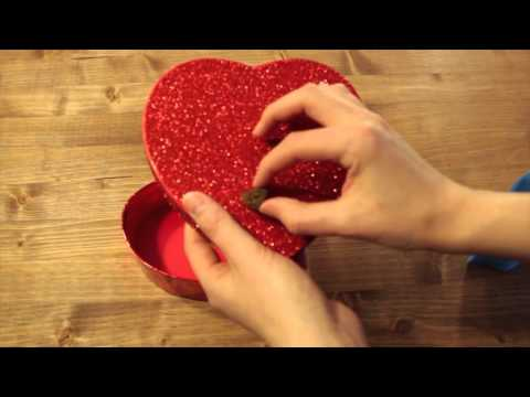 DIY Valentine's Puzzle Box for Dogs