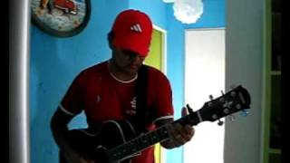 Ben Harper - Waiting on an angel (cover by kivh).avi