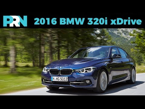 F30 2016 BMW 320i xDrive Full Tour & Review