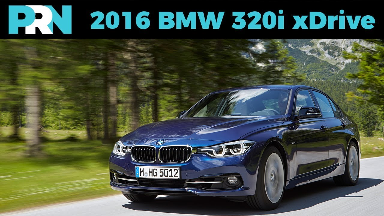 BMW 320I 2016 >> 2016 Bmw 320i Xdrive Full Tour Review Testdrive Legacy