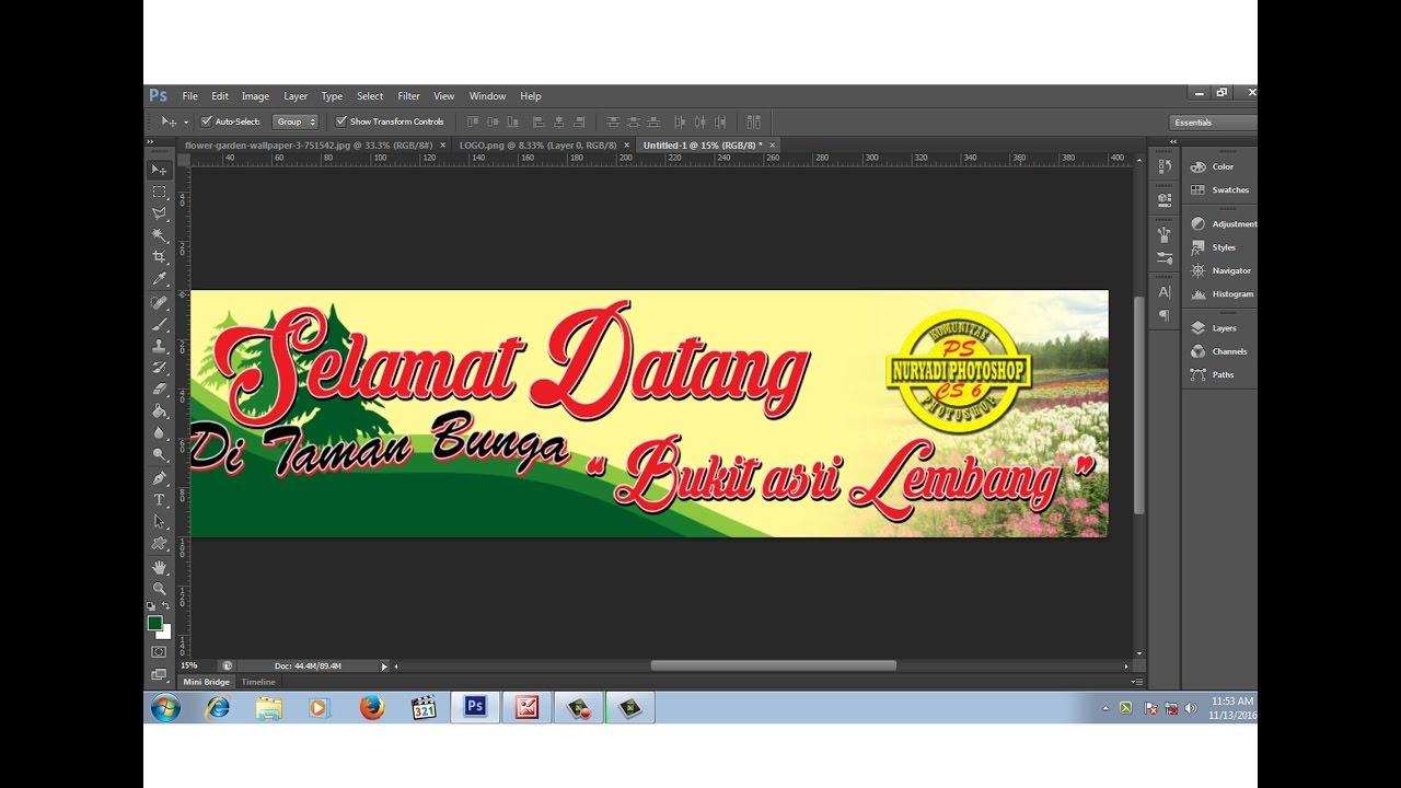 Kumpulan Contoh Banner Pernikahan Simple - desain spanduk ...