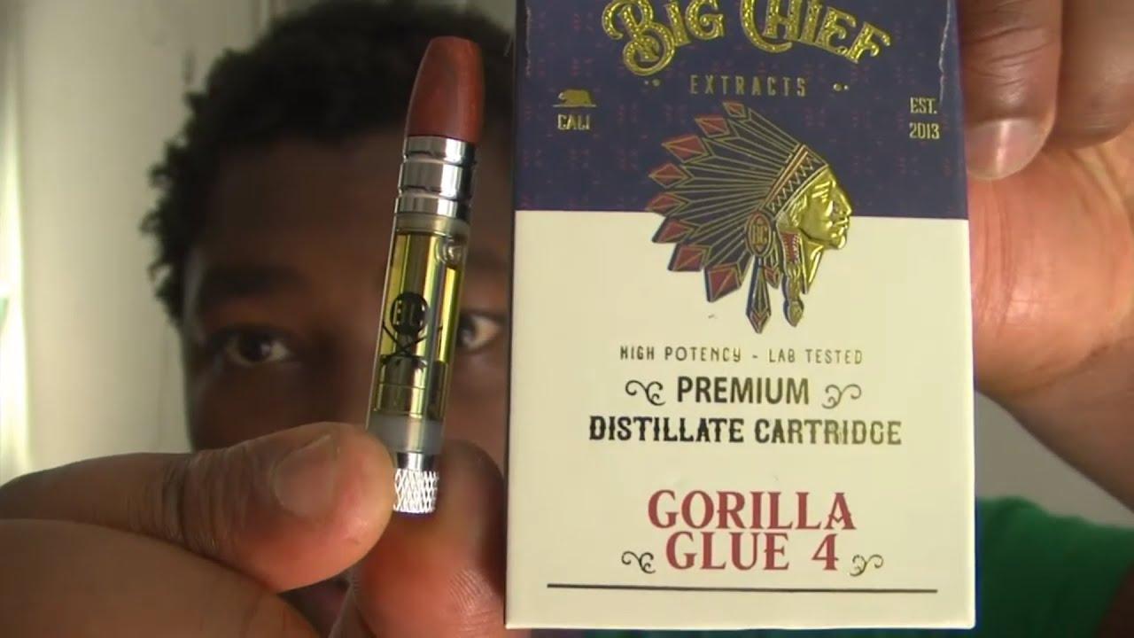 BIG CHIEF CARTRIDGE: GORILLA GLUE #4 - YouTube