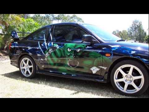 Car Graphics YouTube - Graphics for cars