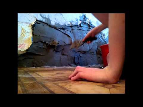 Видео секса дыра в стене