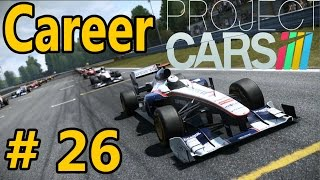 Project CARS Gameplay PC Formula A Career TrackIR Spa-Francorchamps 1080p 60fps Helmet Cam
