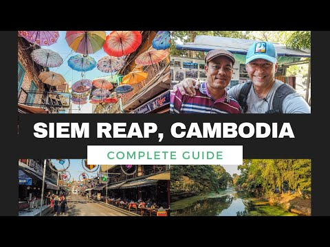 Cambodia Know Before You Go Siem Reap Guide