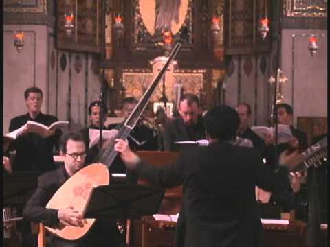 Claudio Monteverdi: Vespro della Beata Vergine 1610 (Bach Collegium San Diego) Part 1