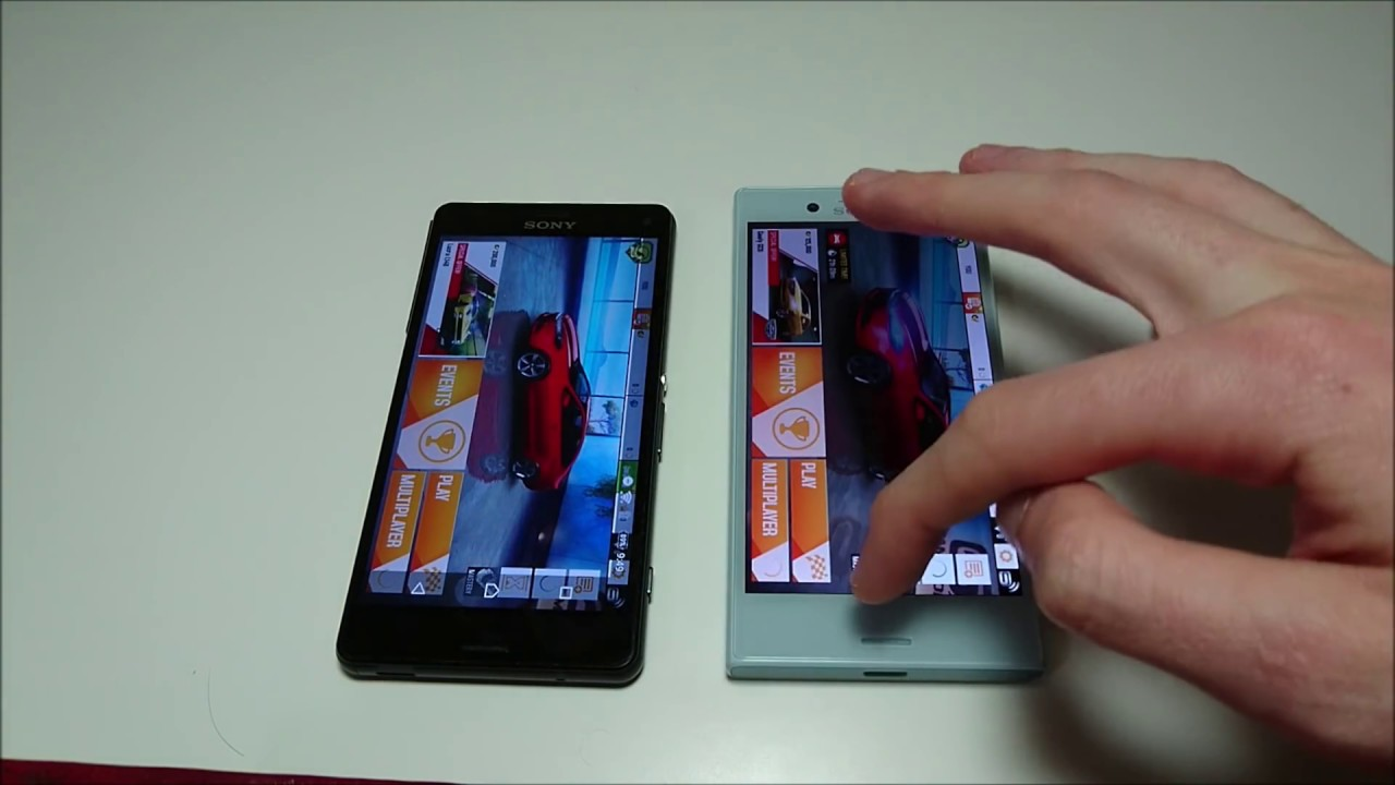 Sony Xperia X Compact vs Z3 Compact Speed Test ...