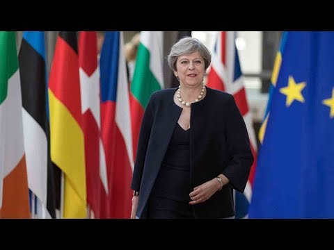 May: EU citizens can stay in UK after Brexit