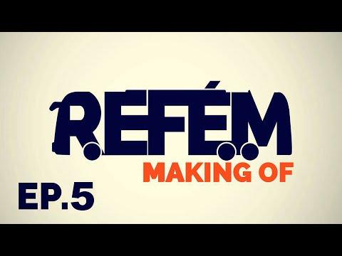 Making Of – Refém Episódio 5