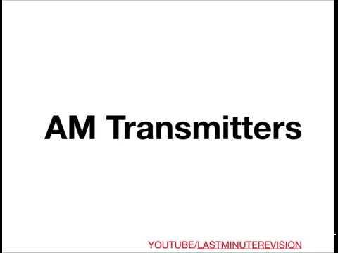 Am Transmitter Block Diagram Youtube Modern Design Of Wiring Diagram