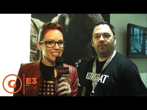 Interview with the Lead Designer of Mortal Kombat X - Floor Report E3 2014