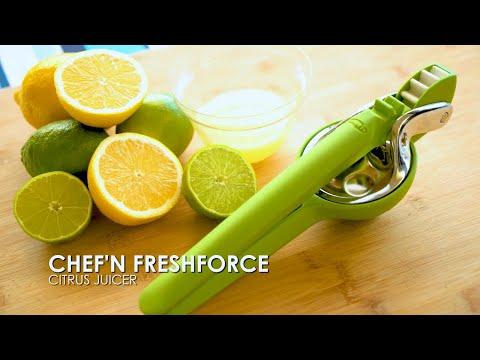 The Chef'n FreshForce Citrus Juicer