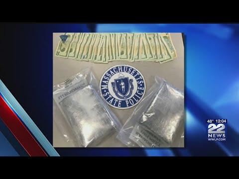 2.5 kilos of heroin seized during Sturbridge traffic stop