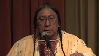 A Talk with Sitting Bull's Great Great Grandson