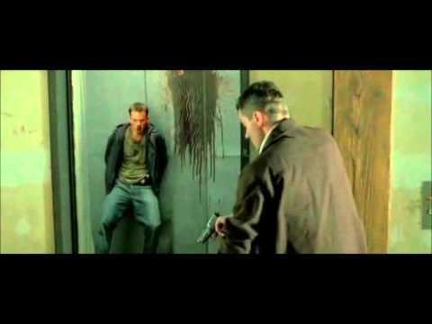 Les infiltrés (2006) - Scene ascenseur avec Di Caprio et Damon [FR]