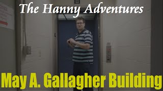 The Hanny Adventures: May A. Gallagher Building (Leominster, MA)