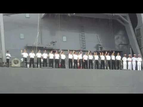 Mid-Shipman Embarkation