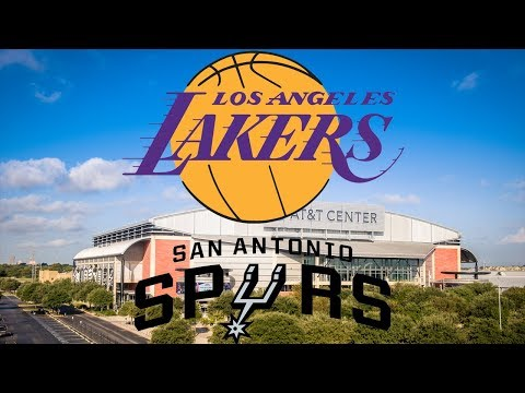 10/27/18: Lakers vs. Spurs Highlights (Another Choke!)