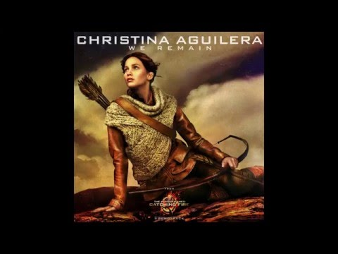 Christina Aguilera - We Remain (Instrumental) from The Hunger Games: Catching Fire Soundtrack