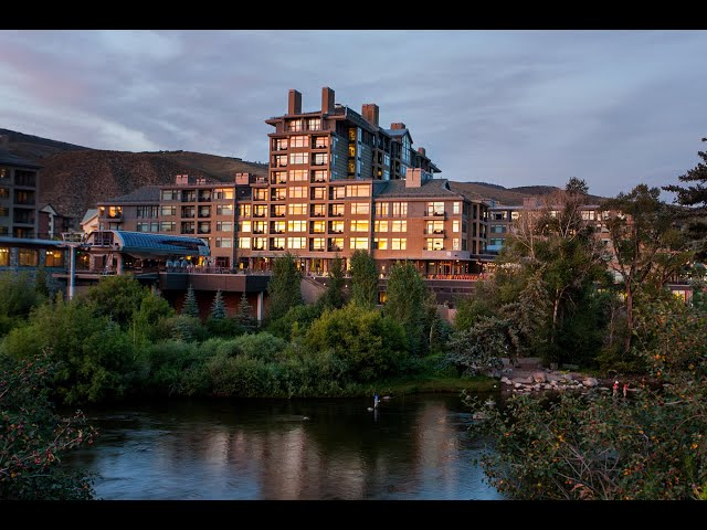 Westin Riverfront Studio #141 | Avon, Colorado