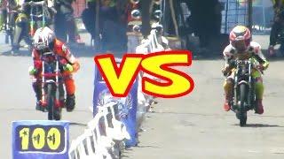 Bersaing Ketat - Indonesia Drag Bike Championship (Drag Bike AHRS WONOSARI Gunung Kidul 2016)