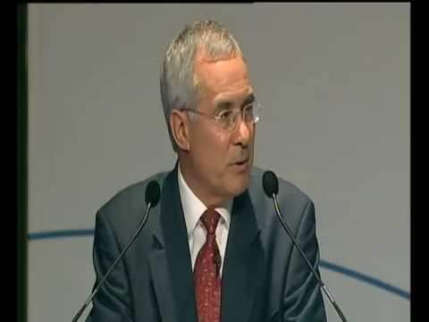 Lord Stern delivers Jacques de Larosière Lecture on climate change Part IV