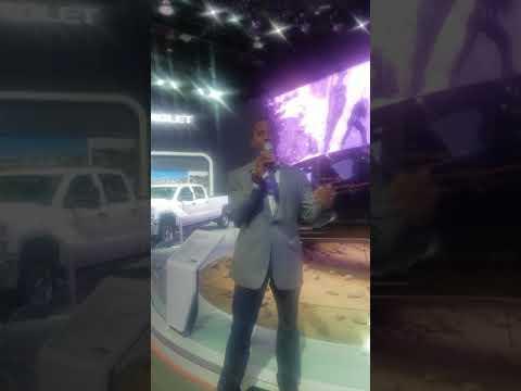 JUDAH #NAIAS NORTH AMERICAN INTERNATIONAL AUTO SHOW Detroit