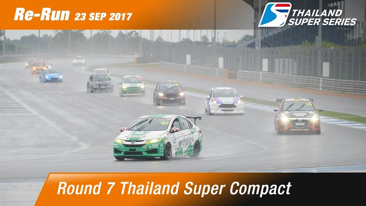 Thailand Super Compact : Round 7 @Chang International Circuit