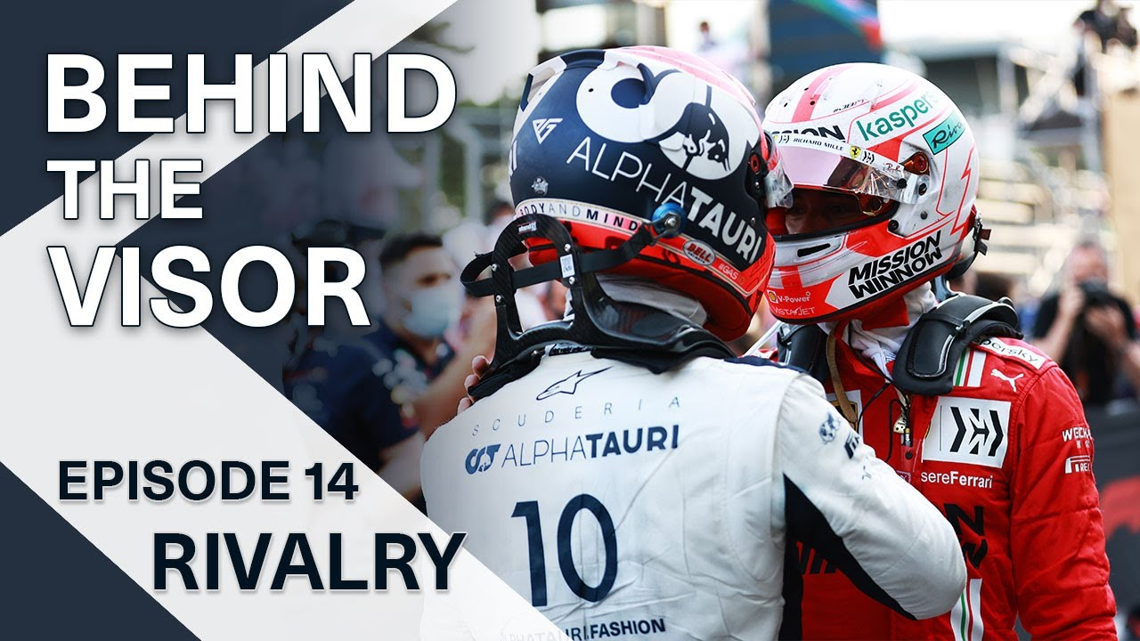 BEHIND THE VISOR | Episode 14 - Rivalry