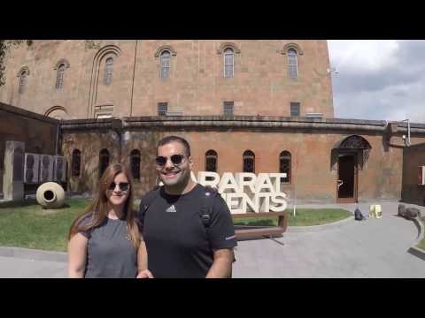 A Trip to Armenia