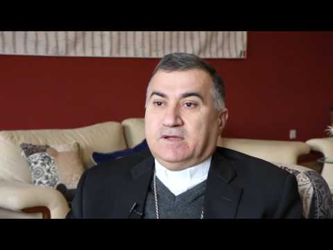 Archbishop Bashar Warda of Erbil Reflects on Post-ISIS Chall