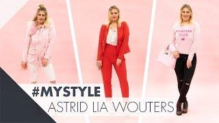 Girly roze in combinatie met stoere accenten voor Astrid l #MyStyle