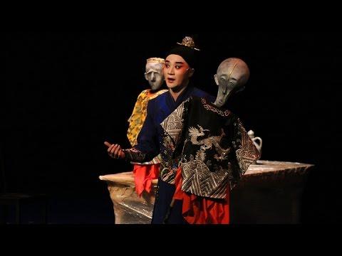 Chinese Opera Star Zhang Jun Re-imagines Shakespeare's Hamlet