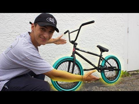 WHO WANTS MY BMX BIKE? *GIVEAWAY*