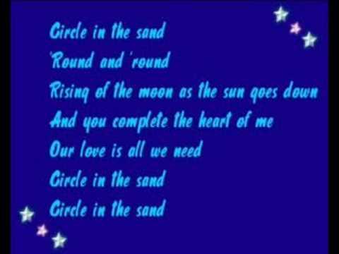 Belinda Carlisle-Circle In The Sand lyrics